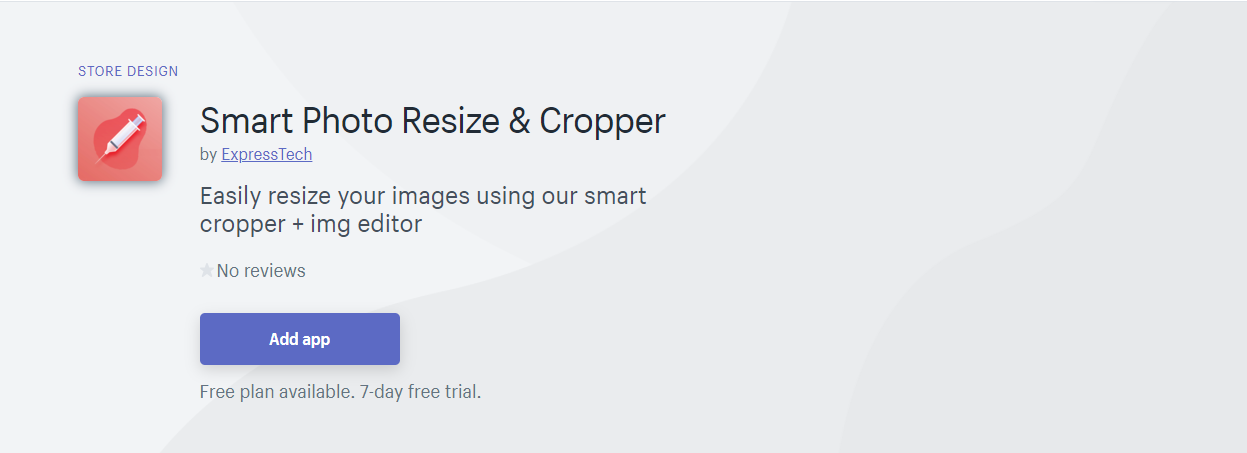 Image Doctor - Shopify Image Editor App