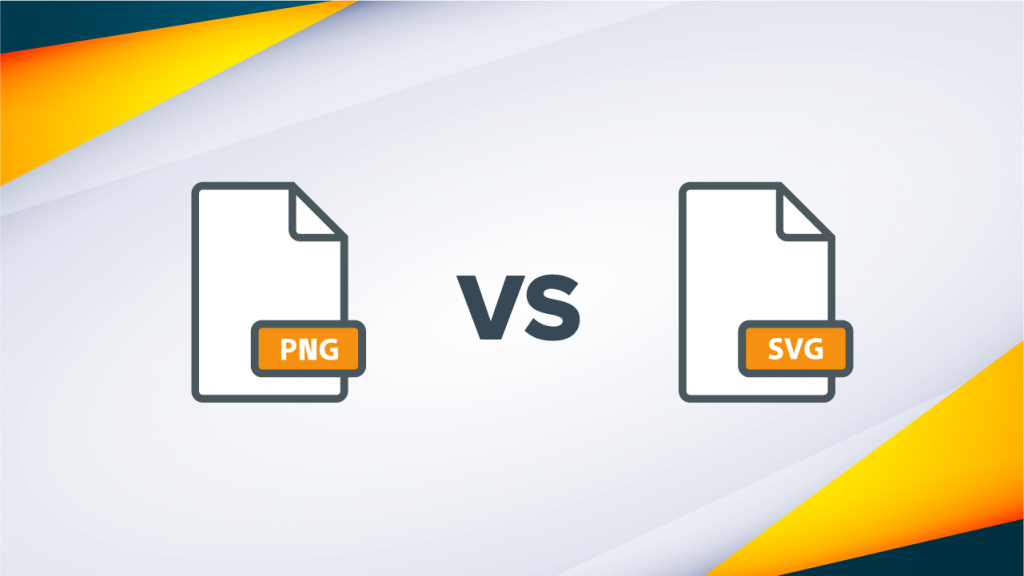 SVG vs PNG - the difference